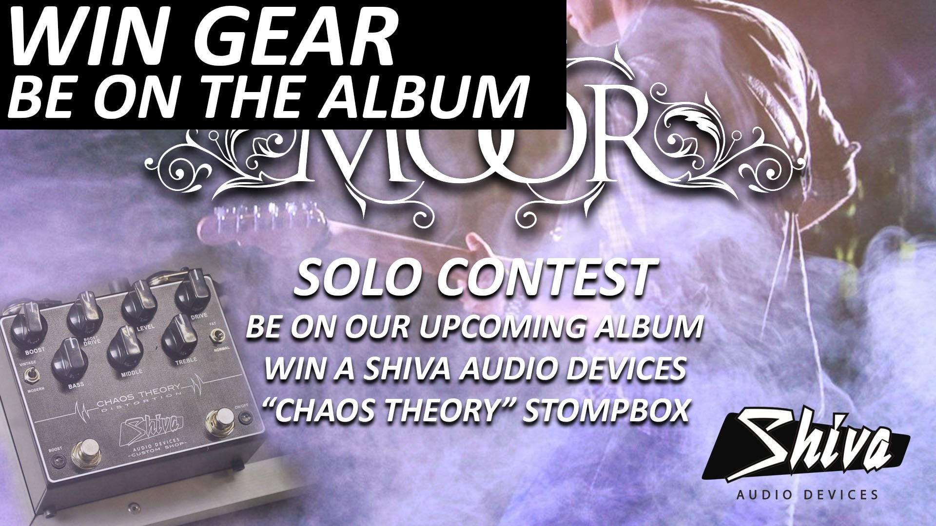 The Moor Solo Contest feat. Shiva Audio Devices