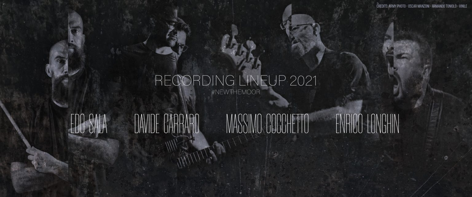 The Moor Recording Lineup 2021